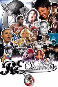 RE Classics Poster