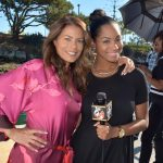 Lisa Vidal and Chanelle